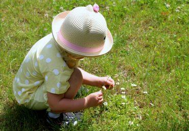 Igre sa decom u prirodi